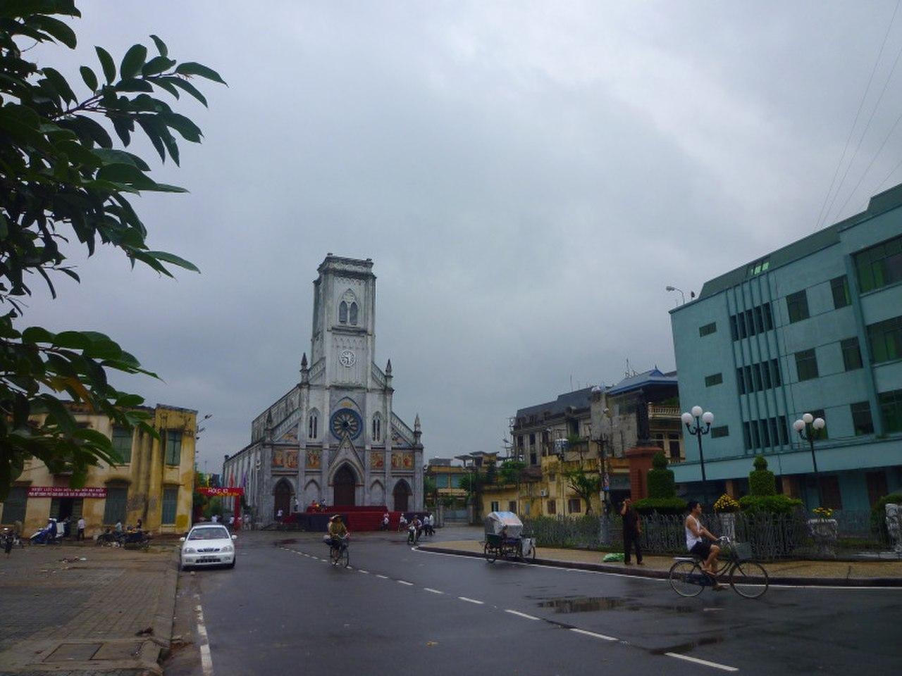 Hình Ảnh Thành Phố Nam Định